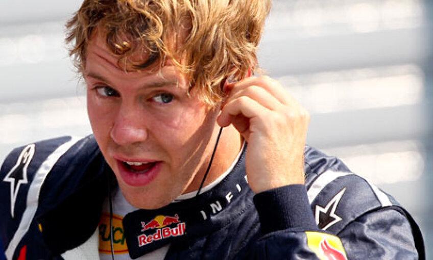 Sebastian Vettel va pleca din pole în Marele Premiu al Italiei