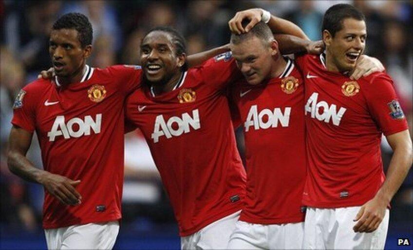 Bolton - Manchester United 0-5 Foto: BBC