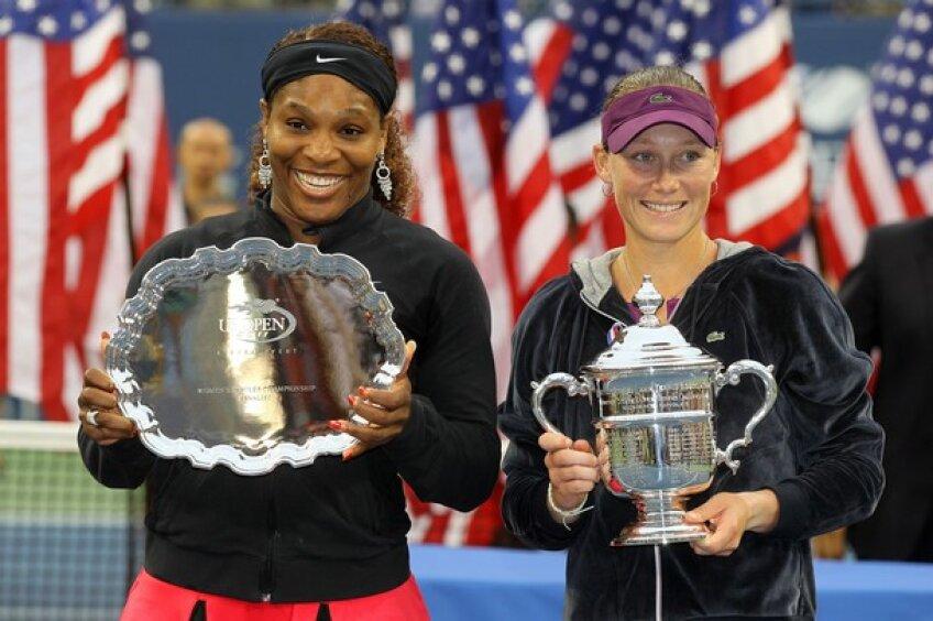 Samantha Stosur a cîştigat US Open după ce a învins-o pe Serena Williams