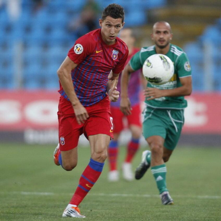 Mihai Costea este alături de Prepeliţă şi de fratele său, Florin, jucătorii pe care Steaua i-a transferat de la Craiova