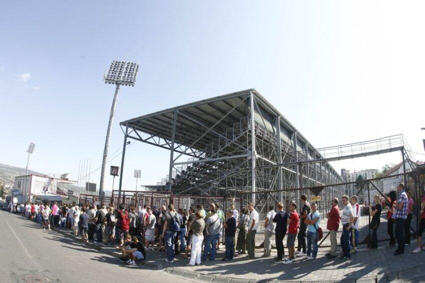 8.000 de oameni şi-au luat deja bilete pentru debutul din Europa League, cu Schalke