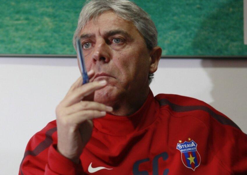 Sorin Cîrtu nu vede bine Steaua: