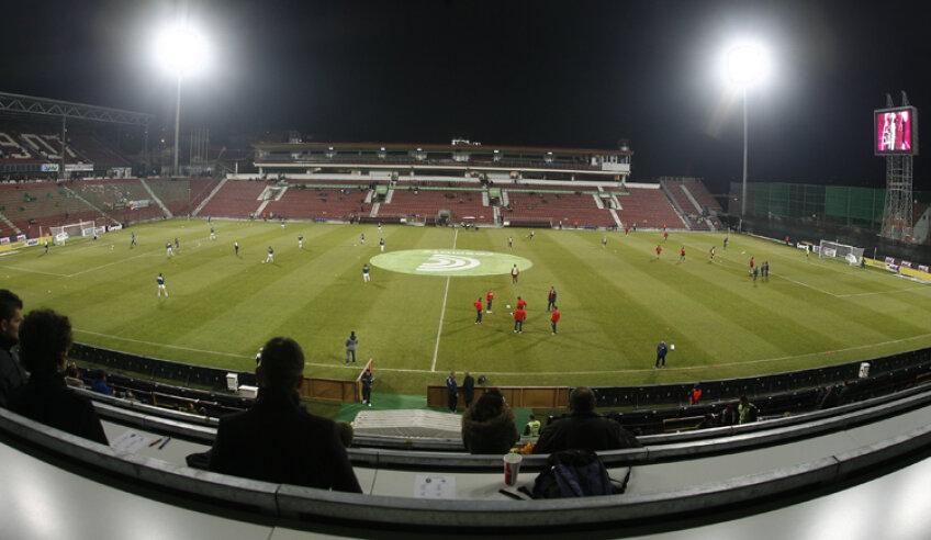 CFR vrea să dea propriul stadion pe mîna Primăriei. ASTA primesc la schimb!