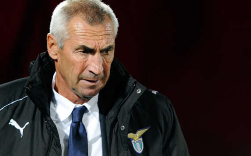 Edoardo Reja, tehnicianul lui Lazio