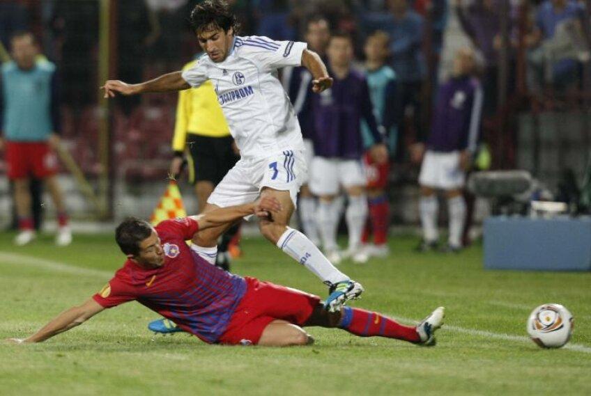 Bild acuză duritatea steliştilor în duelurile cu Raul