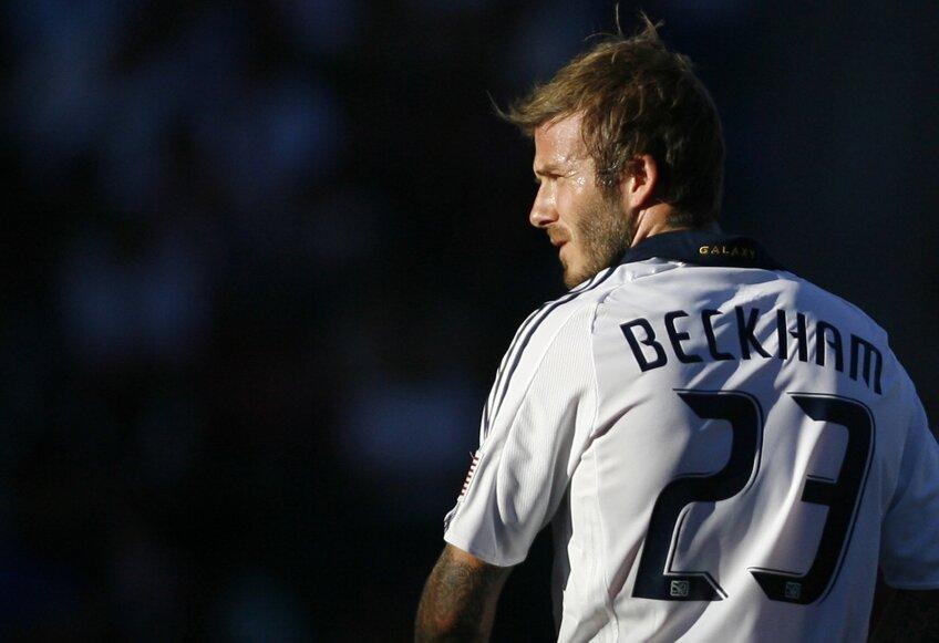 david Beckham e ademenit la PSG cu petro-dolarii șeicilor din Dubai