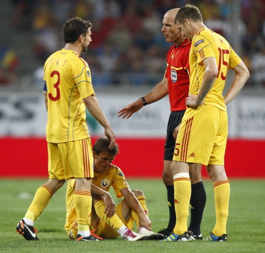Tricolorii vor juca al doilea meci pe National Arena cu Belarus, după cel cu Franţa, 0-0