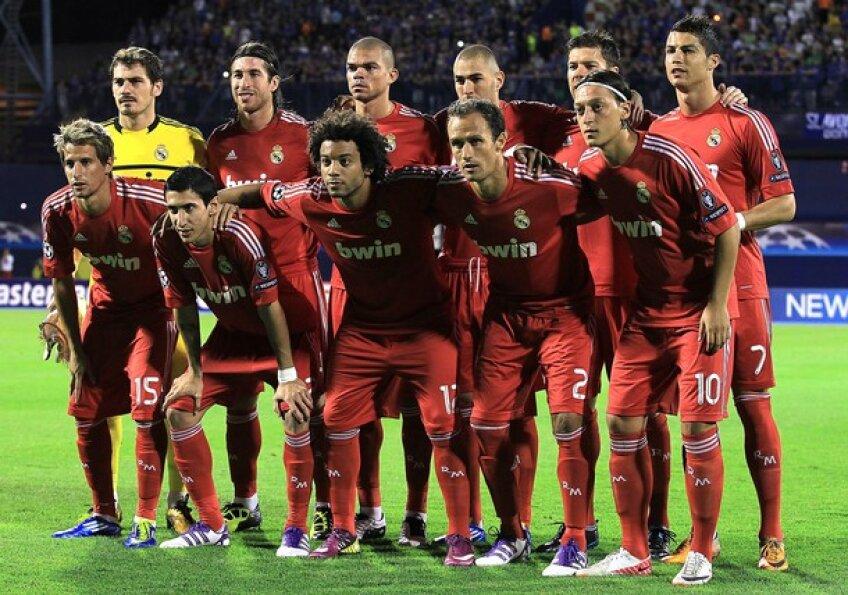 Real Madrid, la debutul în Ligă, 1-0 cu Dinamo Zagreb