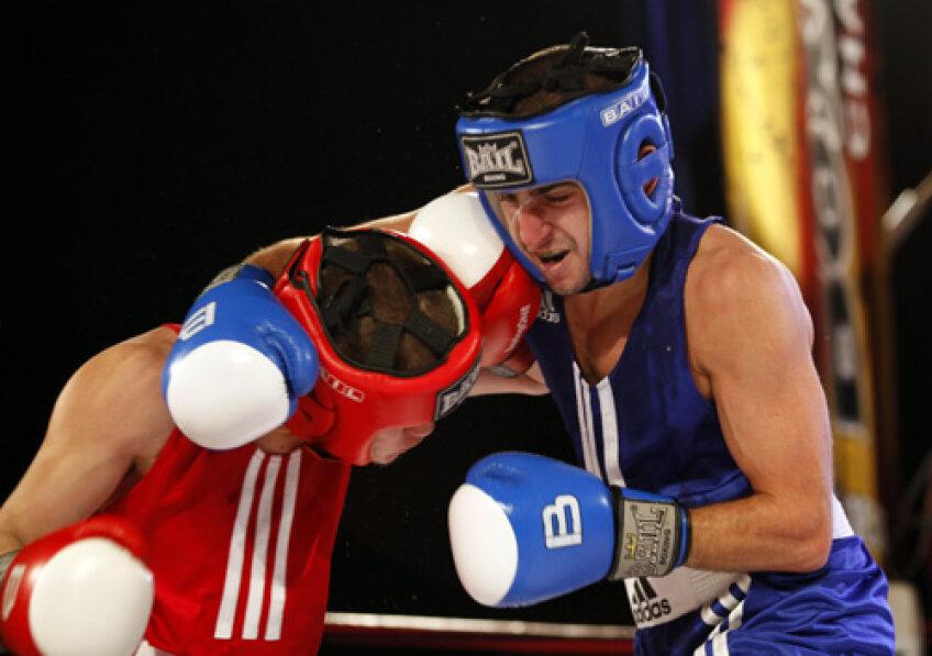 România va avea 8 boxeri şi doi antrenori la Mondialele de la Baku