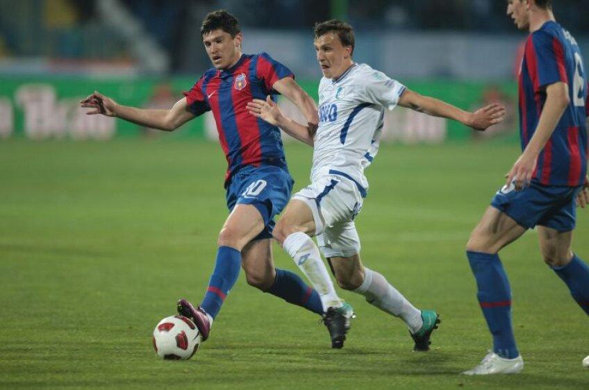 Chiricheş (1,83m şi 75kg) s-a născut în Bacău, a început fotbalul la Ardealul Cluj, în 2007-2008 s-a pregătit cu tineretul Benficăi Lisabona, apoi a jucat pentru Inter Curtea de Argeş, iar din vara trecută s-a făcut