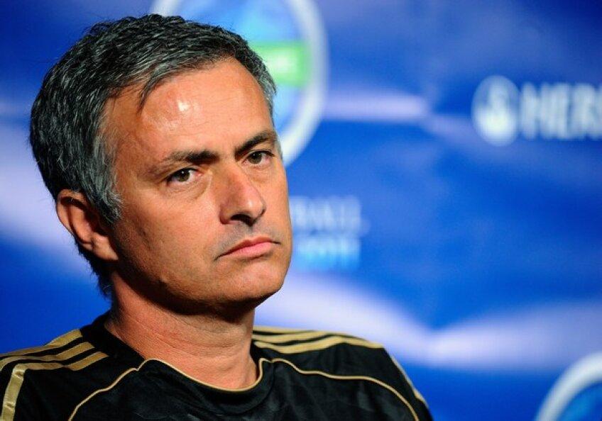Jose Mourinho vrea ca jucătorii lui să trateze orice meci ca şi cum ar fi ultimul