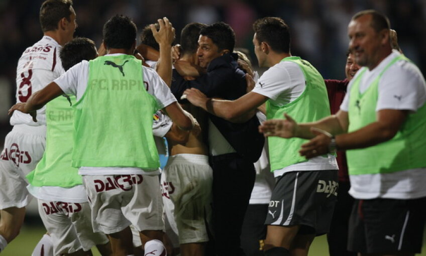 Răzvan Lucescu apelează la propriul buget pentru a-şi motiva jucătorii pentru derby-ul cu Dinamo