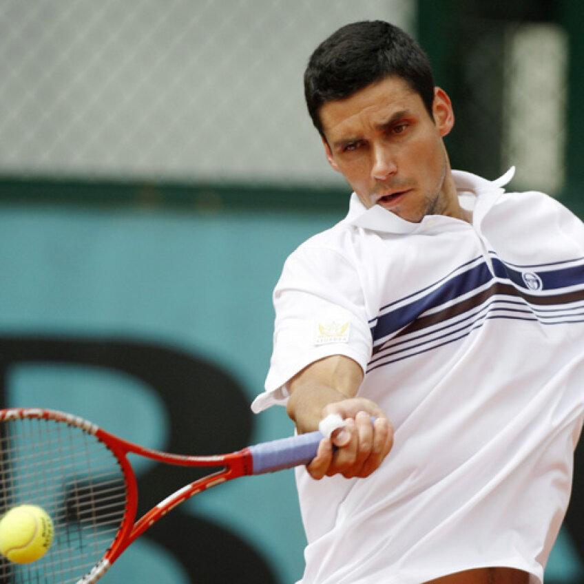 Hanescu a ramas cel mai bine clasat jucator roman de tenis