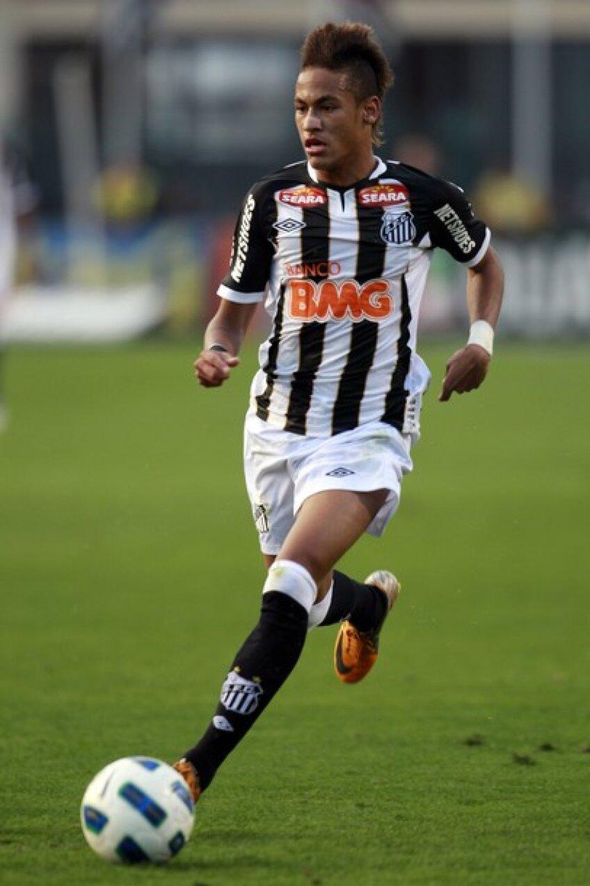 Presa spaniolă: Real l-a luat pe Neymar pentru 60 de milioane de euro. Jucătorul dezminte!