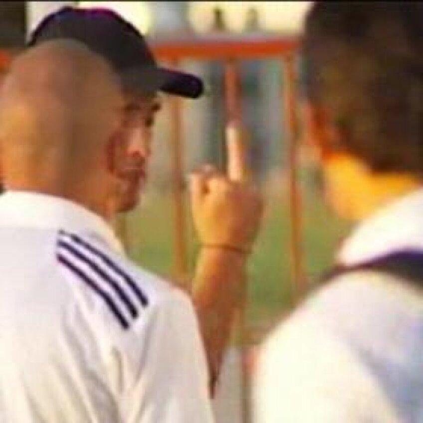 Cristiano Ronaldo o comite din nou! Le-a arătat degetul mijlociu