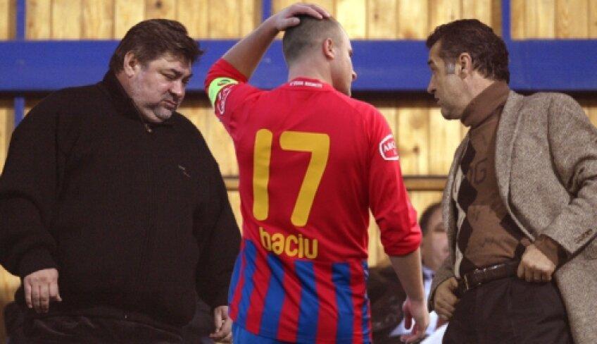 Eugen Baciu a fost mărul discordiei în litigul dintre FCM Bacău şi Steaua