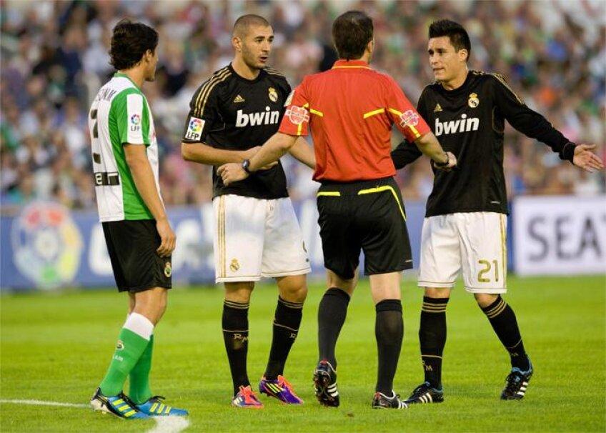 Realul a ajuns la două meciuri consecutive în Primera