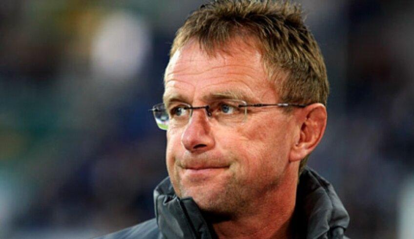 Ralf Rangnick şi-a dat demisia de la Schalke