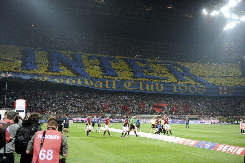 Inter Milano a cîştigat de 18 ori Serie A şi de 3 ori Liga Campionilor