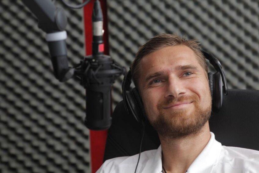 Arbitrul Alexandru Tudor a fost în studioul Radio GSP