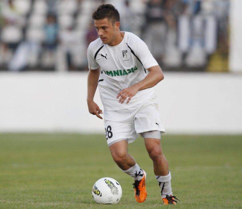 Tibi Bălan va putea juca pentru Steaua chiar din meciul cu Oţelul