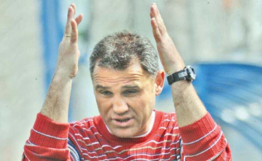 Gică Mihali a jucat 7 ani pentru Dinamo