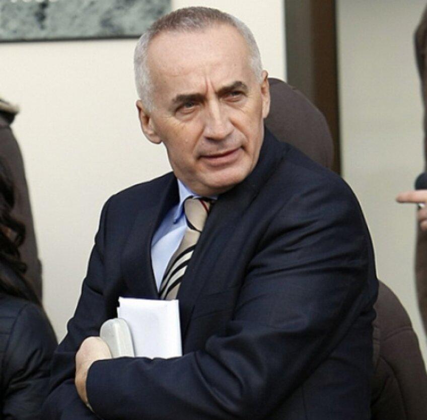 Marius Stan a reacţionat după implicarea DNA în problemele din arbitrajul românesc