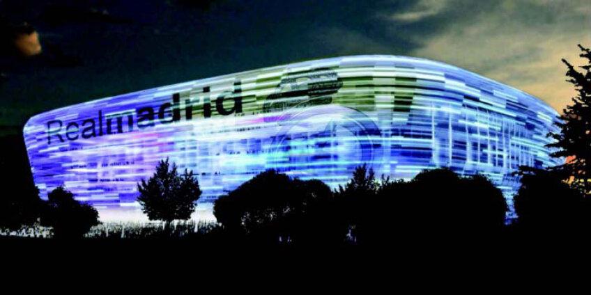 Aşa va arăta viitorul stadion al Realului, Santiago Bernabeu