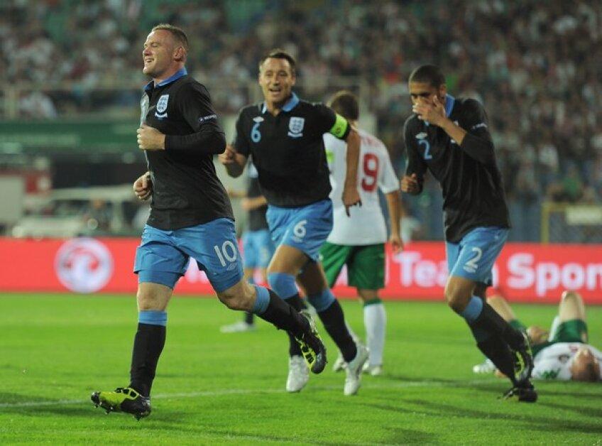 După întîlnirea dintre Oţelul şi Manchester United, Rooney se poate întoarce la Bucureşti cu naţionala Angliei