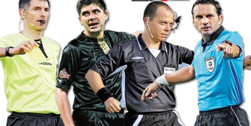 Cu Deaconu, Comănescu, Colţescu şi Avram jr. la centru, FCM Tîrgu-Mureş ar avea doar două înfrîngeri într-un tur de campionat
