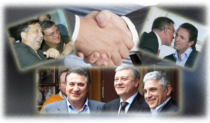 Mircea Sandu s-a împăcat în ultimele luni cu trei dintre cei mai mari contestatari: Giovanni Becali, Gică Popescu şi Ion Crăciunescu