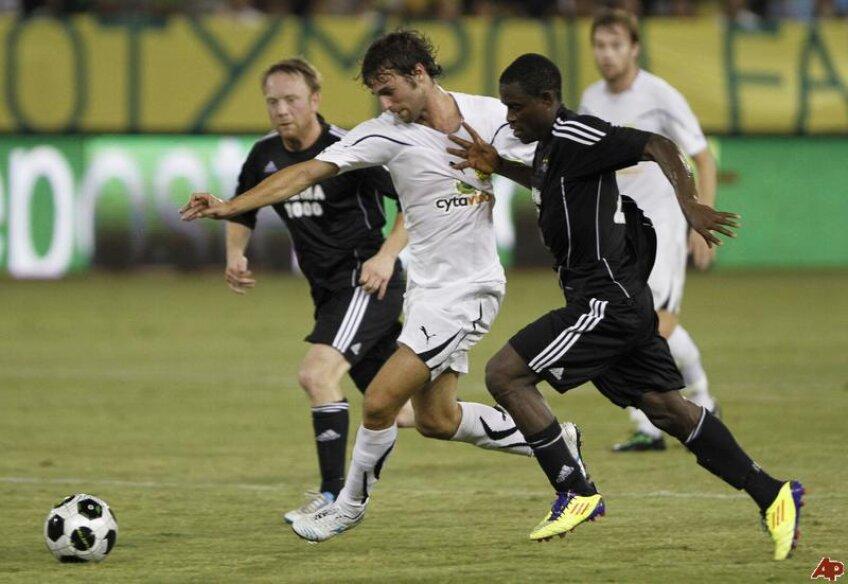 Stelişti, atenţie la Gonzalo Garcia, crescut la juniorii lui Real Madrid!