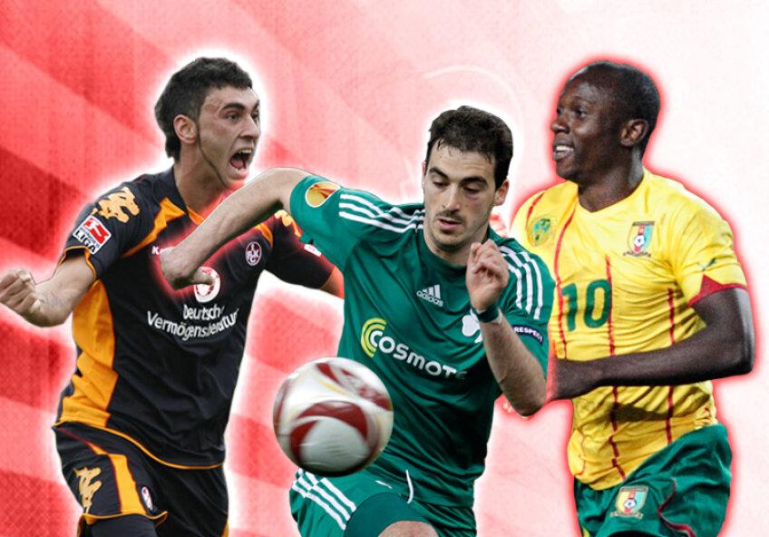 I-au dorit Arsenal, Werder Bremen şi Porto, dar au ajuns la Dinamo!