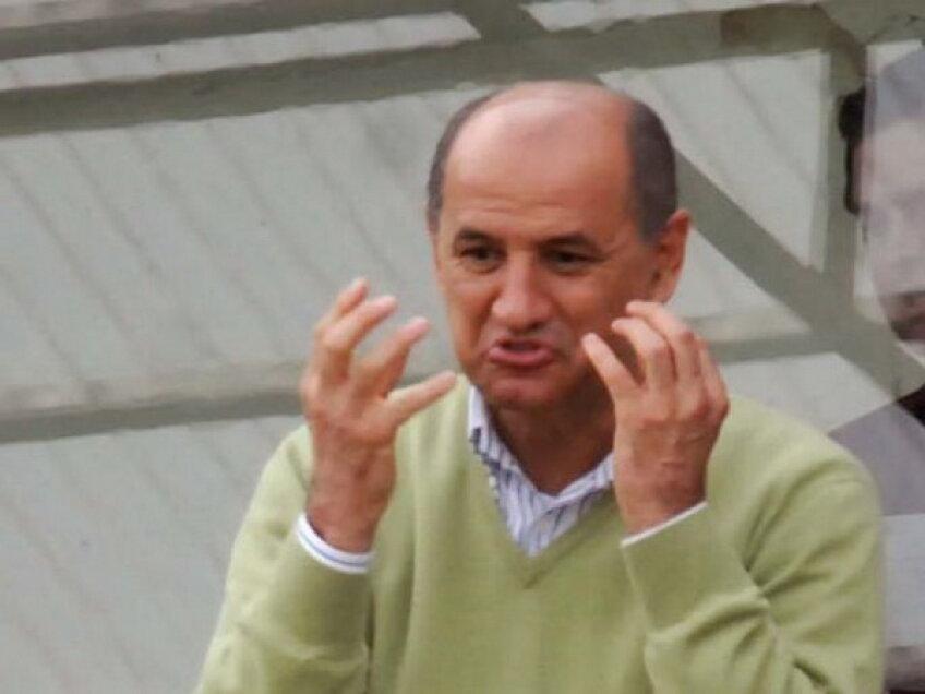George Copos anunţă iar vremuri grele pentru Rapid