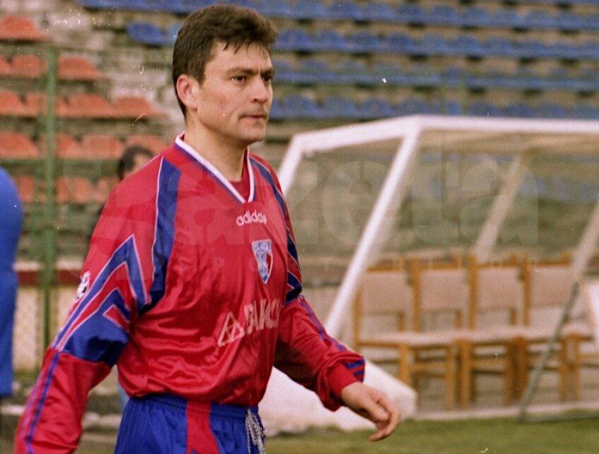 Ilie Stan în 1996, în tricoul Stelei