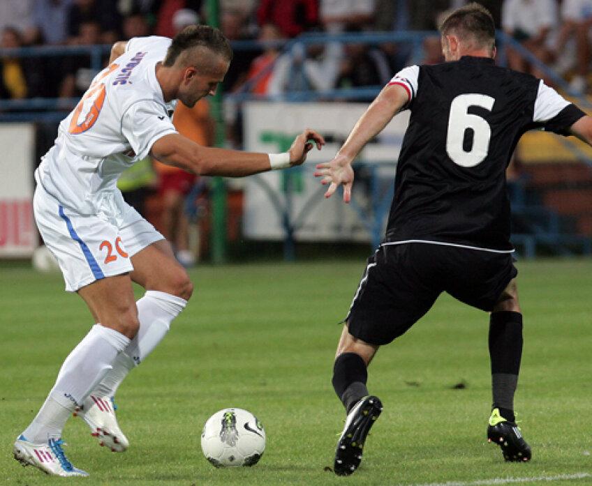 Subotici a marcat ultimul gol al unui meci de povestit nepoţilor
