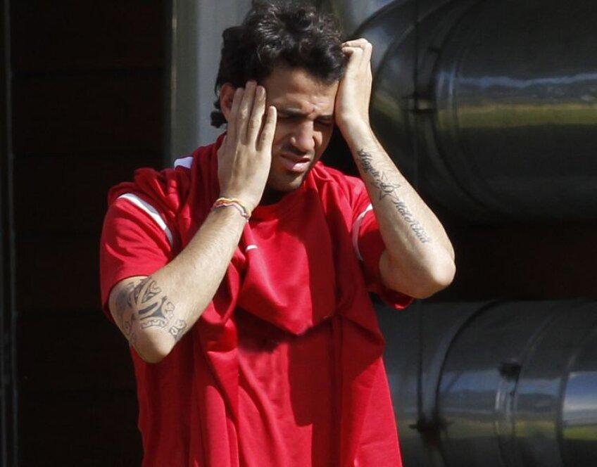 Adus în vară de la Arsenal, Cesc a dat 4 goluri și 3 pase decisive în 7 meciuri pentru Barca. FOTO Reuters