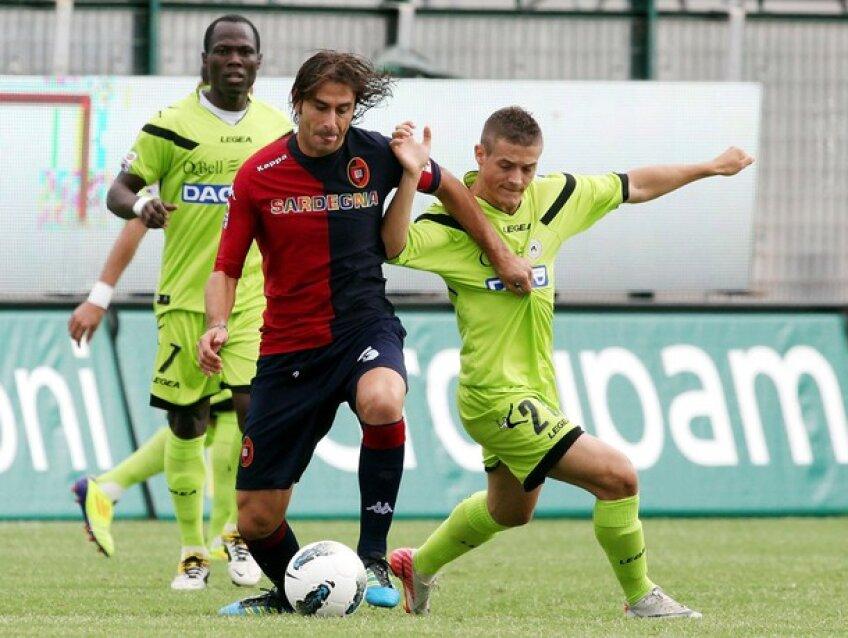 Torje e anunţat titular în Udinese - Bologna