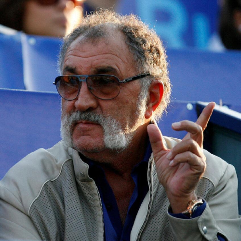 Ion Tiriac are 72 de ani şi o avere de 800 de milioane de euro (conform Forbes)