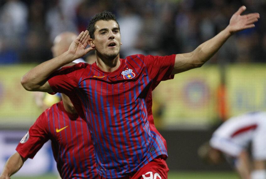 Stefan Nikolici a marcat golul egalizator şi a oferit pasa de gol la reuşita lui Florin Costea