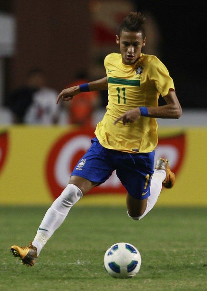 Neymar a comis-o din nou şi şi-a bătut joc de adversar. Eşti de acord cu aşa ceva?