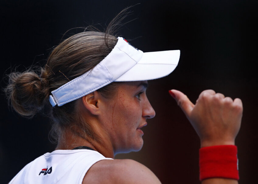 Monica Niculescu a intrat în turul al treilea la Beijing, ea ajungînd pentru prima oară atît de departe într-un turneu Premier în 2011