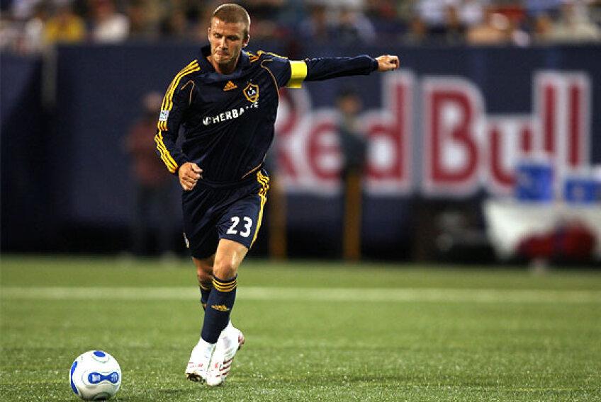 David Beckham şi-ar putea închia contractul cu LA Galaxy în noiembrie