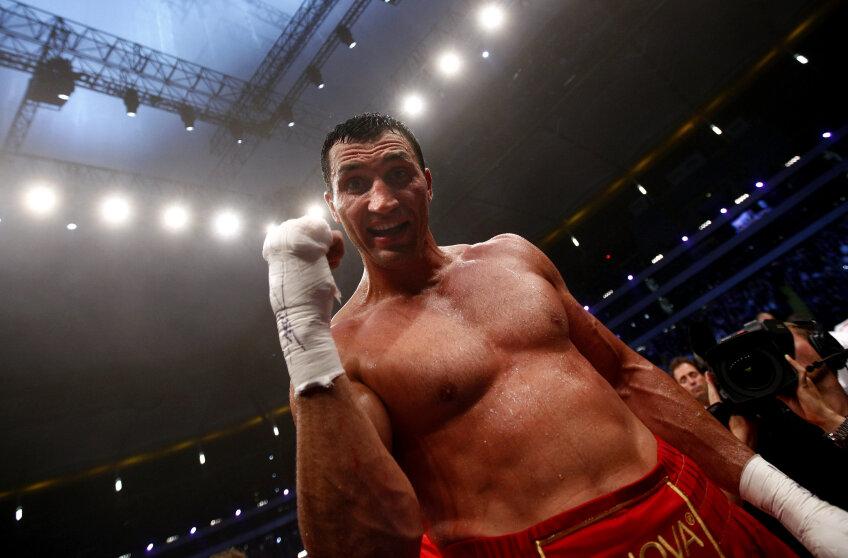 Wladimir Klitschko deține patru centuri mondiale foto: reuters