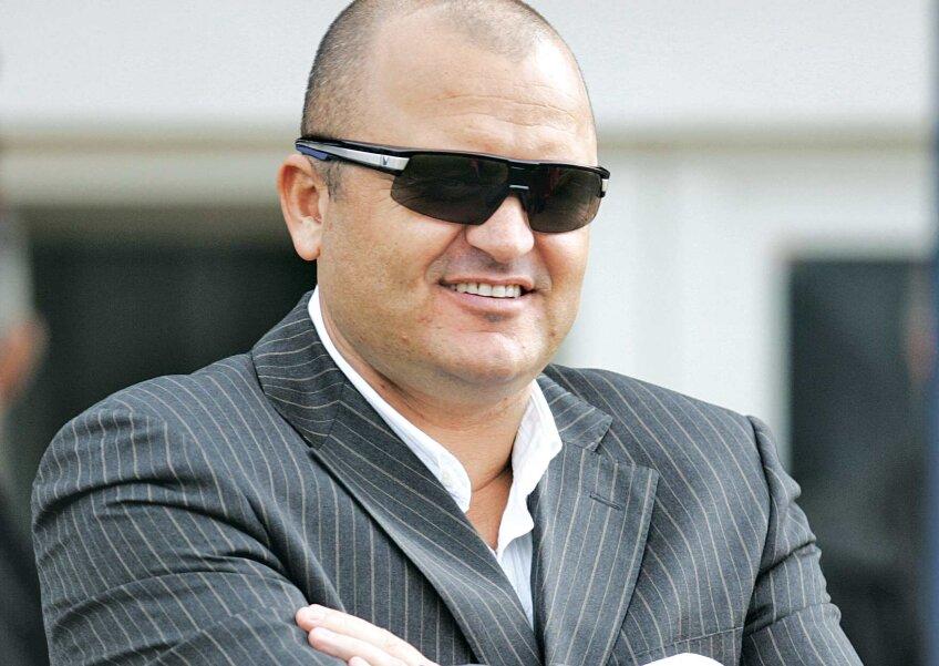 Adrian Mititelu crede că poate să cîştige dreptatea Craiovei la Tribunal Foto: Mediafax