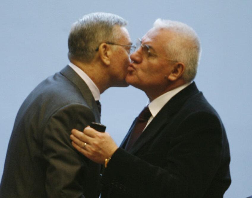 Mircea Sandu şi Dumitru Dragomir