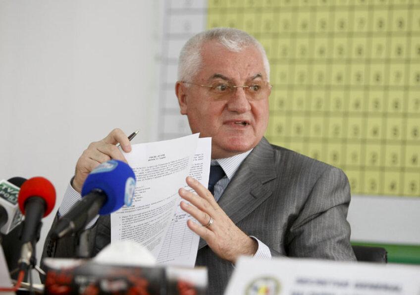 Dumitru Dragomir promite că va demonstra că acuzele lui Mititelu sînt nefondate