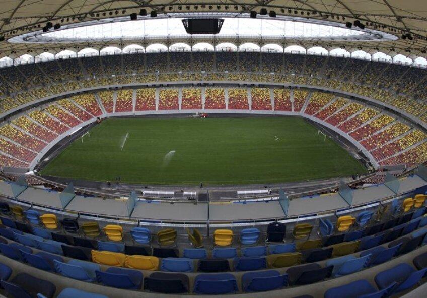 Naţional Arena va găzdui diseară al doilea meci al echipei naţionale, după cel cu Franţa