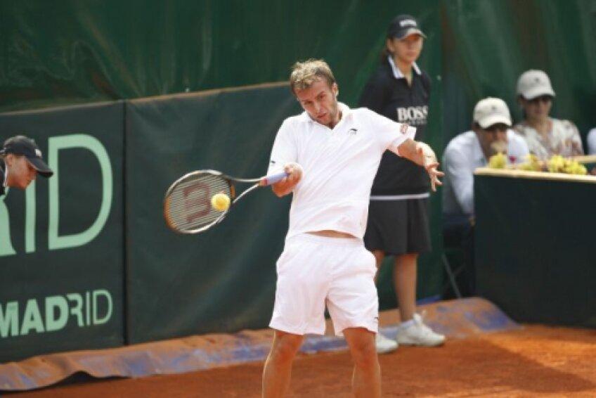 Adrian Ungur s-a calificat în sferturile de finala de la Palermo
