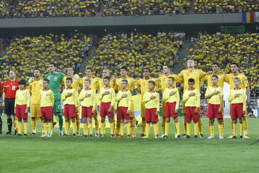 România nu a profitat niciodată de rezultatele meciurilor indirecte. Dar toate au un început, nu?